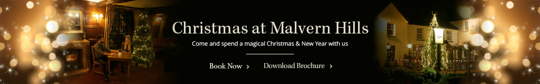 Christmas at Malvern Hills Hotel